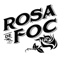 Rosa de Foc. A Br, ing, Identit, Graphic Design, and Product Design project by David Shot - 11-02-2014