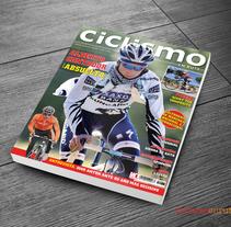 Ciclismo en Ruta. Um projeto de Design editorial de Domingo Melero Pérez         - 14.02.2015