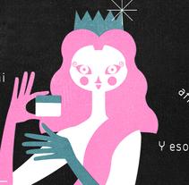 Vera. Um projeto de Ilustração, Design editorial, Serigrafia e História em quadrinhos de Jimi Macías - 15-02-2015
