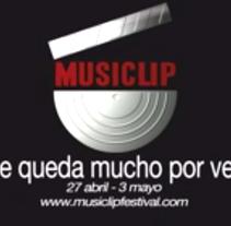 Sopt Musiclip 2009. Um projeto de Cinema, Vídeo e TV de Diana Drago         - 22.02.2015