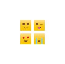 EMOTICONOS / ALTERNATIVOS. Un proyecto de Diseño, Ilustración, Animación, Diseño de personajes, Diseño gráfico, Diseño interactivo y Diseño Web de José Luis López Aybar - 23-02-2015