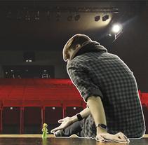 PORTFOLIO ESCENOGRAFÍA / DIRECCIÓN DE ARTE. Un proyecto de Diseño, Publicidad, Cine, vídeo, televisión, Dirección de arte, Diseño de vestuario, Diseño de iluminación, Escenografía y Cine de Pablo Menor Palomo (menor.pablo@gmail.com)         - 31.12.2009
