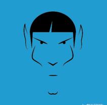 Farewell, Mr. Spock. Um projeto de Design gráfico de Eduardo Velasco - 01-03-2015