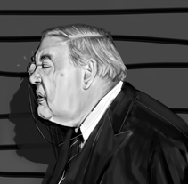 TESTIGO DE CARGO. Um projeto de Ilustração e Cinema de Jorge Amor Morales         - 01.03.2015