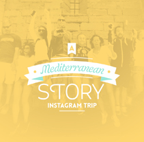 Instagram Trip. A Illustration, Motion Graphics, Animation, T, and pograph project by SOPA Graphics   - 19-09-2013