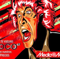 Mi Proyecto del curso Ilustra con garra y vencerás. A Illustration project by Sergio Utrera López         - 05.03.2015