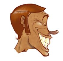 Caras. Um projeto de Ilustração e Design de personagens de Agustín García barcia         - 07.03.2015