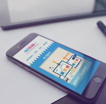 Portfolio MMTDesign. Un proyecto de Diseño Web de Martin Miranda Torrado         - 09.03.2015