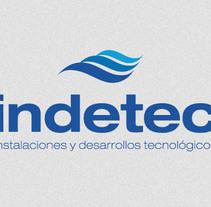 Indetec. Un proyecto de Diseño, Br e ing e Identidad de José Ramón Viza         - 09.03.2015