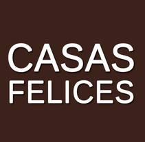 Casas Felices. A Web Design project by Mónica Guijarro Santos         - 11.03.2015