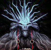 Dead Samurai. A Illustration project by Cristian Kocak         - 13.03.2015