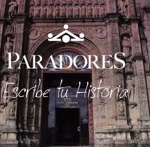 Escribe tu historia en Paradores. Un proyecto de Vídeo de miguel virumbrales         - 31.01.2015