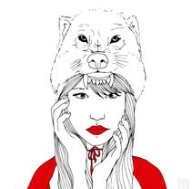 Buenas noches abuelita. A Illustration project by María Bravo Guisado         - 12.03.2015
