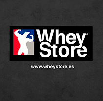 Intro WheyStore TV. Un proyecto de Motion Graphics y Animación de Álex Martínez Ruano - 15-03-2015