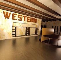 Diseño Tienda.. Un proyecto de Diseño, 3D, Diseño de muebles, Arquitectura interior y Diseño de interiores de Rodrigo Paredes Martín - Ambrosio         - 22.03.2015