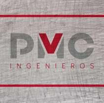 PMC INGENIEROS. Um projeto de Br e ing e Identidade de Fiebre Creativa         - 24.03.2015