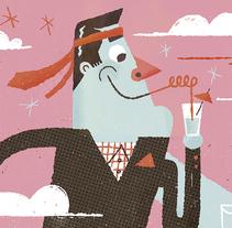 SAVIA MGZ. Un proyecto de Ilustración, Diseño de personajes y Diseño editorial de Del Hambre  - 25-03-2015