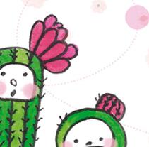 Ilustración a mano estilo Charuca (trabajo personal). Un proyecto de Diseño, Ilustración y Diseño gráfico de Marta Fernández         - 19.03.2015