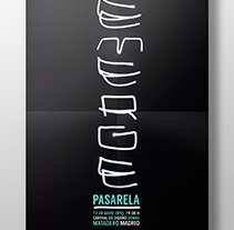 Propuesta EMERGE Pasarela. A Design, Photograph, and Graphic Design project by Natalia Martín         - 25.03.2015