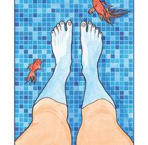 Página para TENMAG Febrero 2014. A Illustration project by Ajo Galván - Feb 01 2014 12:00 AM