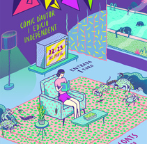 GRAF. A Comic&Illustration project by Ana Galvañ - Apr 09 2015 12:00 AM