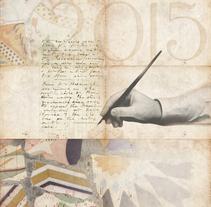 El papel y la arquitectura - RAIMA . Un proyecto de Diseño gráfico y Collage de Laura Singular - 08-04-2015