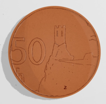Beautiful Coins. A 3D, Animation, Design, Illustration, Motion Graphics, and Video project by N9VE Studio - 04.10.2015