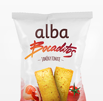 Alba Horneados. A Packaging project by Armando Silvestre Ayala - Apr 10 2015 12:00 AM