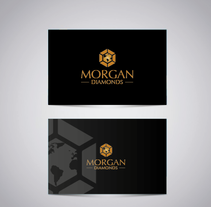Morgan Diamonds - Finalista Concurso (Propuestas). A Br, ing&Identit project by Sara Osuna Rius - 13-04-2015