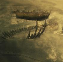 Barcas condenadas. Um projeto de Fotografia e Design gráfico de M Barrieras         - 14.04.2015