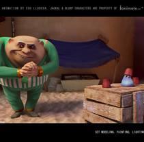 Slimmy . A 3D project by David Vercher  - 27-04-2015