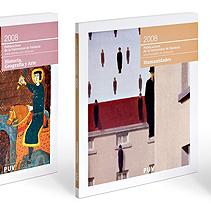 Catálogos PUV. Un proyecto de Dirección de arte, Diseño editorial y Diseño gráfico de Baptiste Pons         - 31.07.2008