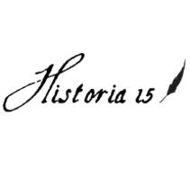 Logosímbolo Historia15. Un proyecto de Diseño gráfico de Rocío González         - 02.05.2012