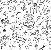 Logosímbolo y tarjeta de visita La Salvaora. Un proyecto de Br, ing e Identidad y Diseño gráfico de Rocío González         - 02.05.2015