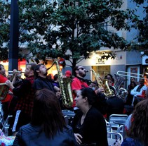 Street live music. A Crafts project by Xavier Urrios Lamiel         - 07.05.2015