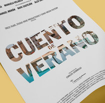 Cuento de Verano. A Art Direction, Graphic Design, and Film project by Mariano Fiore - 14-05-2015