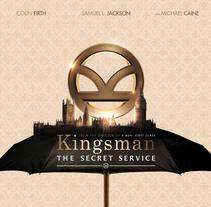 Kingsman. Un proyecto de 3D, Diseño gráfico y Cine de Enrique Núñez Ayllón - 01-02-2015