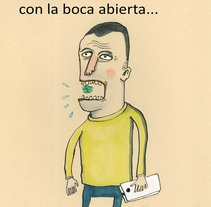 Rabia: Cosas que dan rabia. A Illustration project by Salva Insa - May 25 2015 12:00 AM