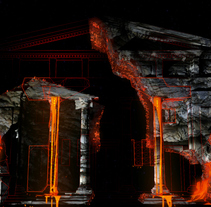AMADEUS: Interactive projection mapping. A Music, Audio, 3D, Events, Game Design, Graphic Design&Interactive Design project by Pol Marques         - 19.09.2014