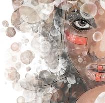 Burbujas. A Illustration project by Laura  Hernández Fernández - 28-05-2015