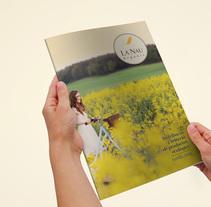 La Nau Organic. A Editorial Design project by idealbranding         - 01.06.2015