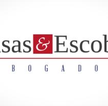 Identidad Corporativa Casa&Escobar Abogados. Un proyecto de Diseño, Br, ing e Identidad y Diseño gráfico de Luz Karime Alvarez Chamorro         - 19.05.2015