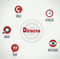 La Directa // Vídeo corporativo. A Design, Illustration, Motion Graphics, and Animation project by XELSON  - Jun 09 2015 12:00 AM