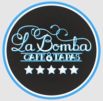 La Bomba Café & Tapas. A Br, ing&Identit project by David Casaseca Díaz         - 13.08.2015