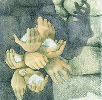 Cuentos del viejo Bustar. Um projeto de Ilustração de martamartinez - 07-06-2013
