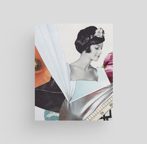 Postcards. A Illustration, Photograph, Fashion, and Collage project by Arantxa Rueda         - 10.06.2015