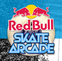 "Website ""Skate Arcade"" de Red Bull. A Art Direction, Graphic Design, and Web Design project by Carolina León Jiménez         - 09.05.2015"