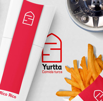 Yurtta. A Br, ing, Identit, Packaging, Product Design, Web Design, and Web Development project by bydani          - 16.06.2015