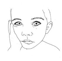 ConTacto para hacerte sonreir. Un proyecto de Ilustración y Bellas Artes de María Bravo Guisado         - 18.06.2015