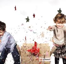 DB Schenker Christmas 2014. A Video project by Sandra Gómez         - 24.12.2014